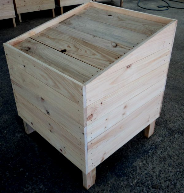 Display bin fruit, Marshall Pine, Timber Solutions