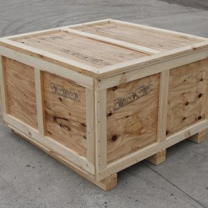 Export crate, Marshall Pine, Timber Solutions, Export Timber Packaging