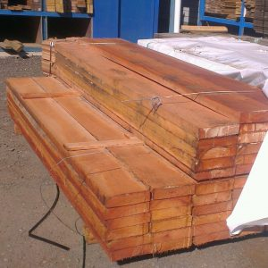 Hardwood SleeperMarshall Pine, Timber Solutions