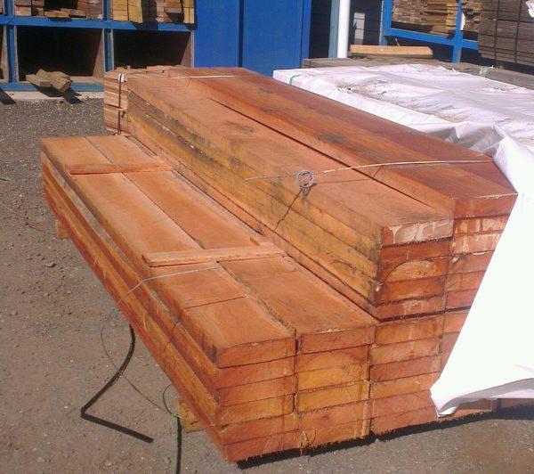 Hardwood SleeperMarshall Pine, Timber Solutions